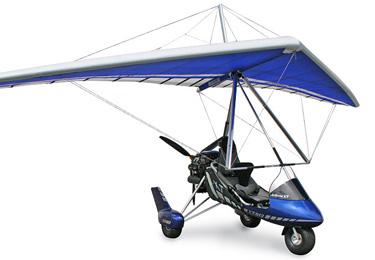 Sunflightcraft - Paraplanes - Airchopper - Rotax - Coax P